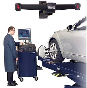 Hunter t rk ye for Mercedes benz wheel alignment